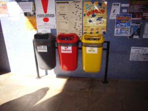 Petit comparatif de poubelles de tri sélectif