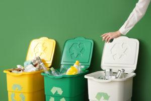 Quel déchet pour quelle poubelle?